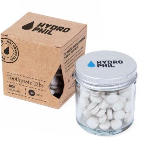 Dentifricio in pastiglie - con Fluoro