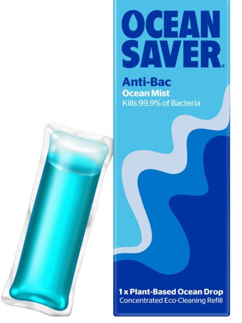 Detergente in capsula Antibatterico – Ocean saver