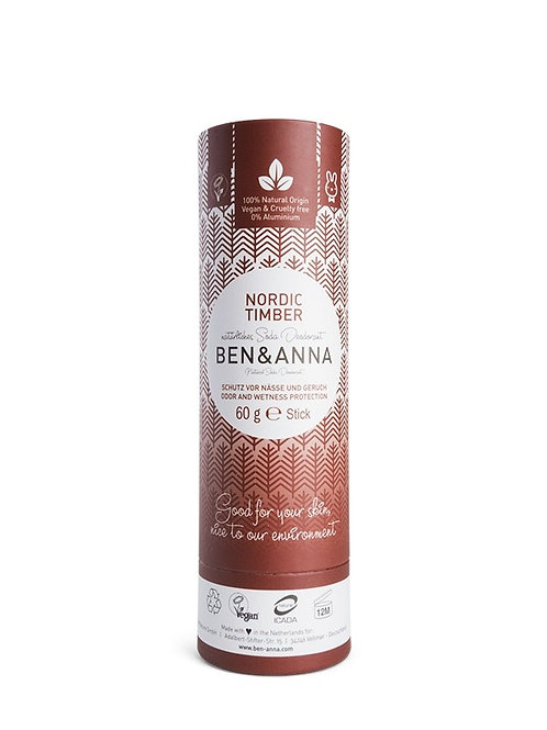 Deodorante stick - Nordic Timber