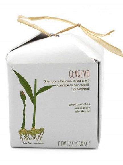 Shampoo 2in1  Volumizzante per capelli normali o fini – Gengevo