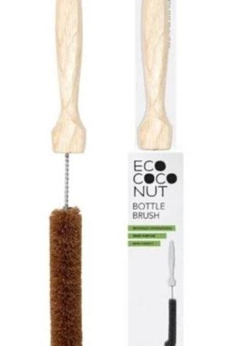 Spazzola per bottiglie in fibra di cocco