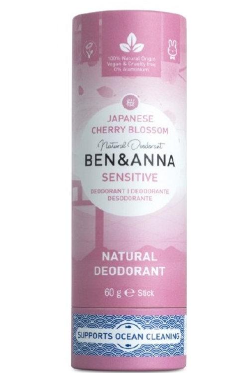 Deodorante pelle sensibile - Japanese cherry blossom