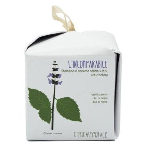 Shampoo 2in1  Anti forfora e anti prurito – L'incomparabile