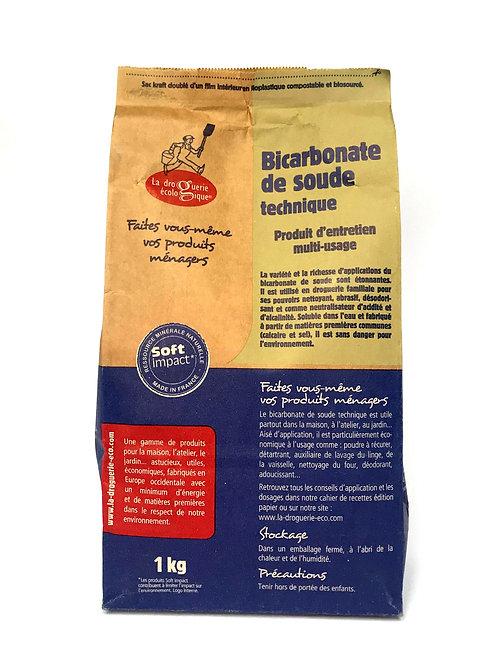 Bicarbonato di sodio - 1 kg