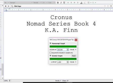 Cronus & Chaos update