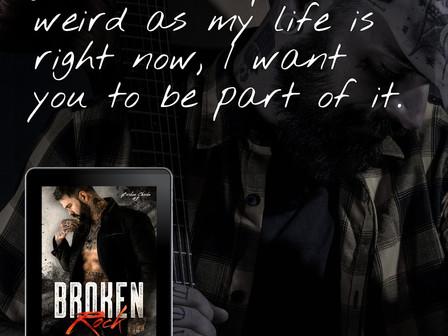 Broken Rock Audiobook
