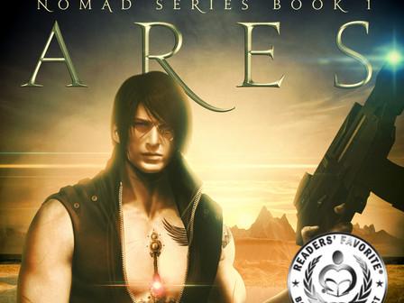 Ares audiobook finalist!