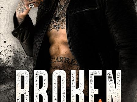 Broken Rock cover reveal