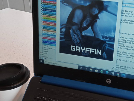 A day with Gryffin