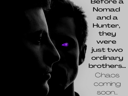 Chaos (book 4) is DONE!