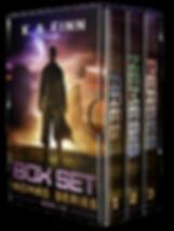 Nomad Series 1-3 Boxset