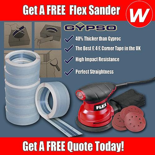 FREE Flex Sander Special