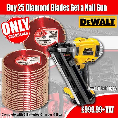 FREE Dewalt Nail Gun Deal