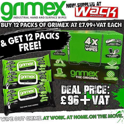 Grimex Wipe Deal
