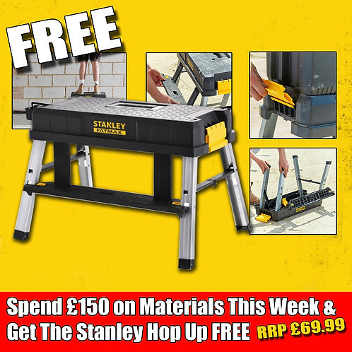 FREE Stanley Step Toolbox Special