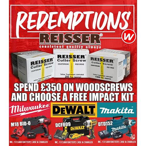 Reisser Redemption
