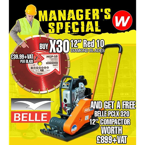 Wacker Plate Managers Special