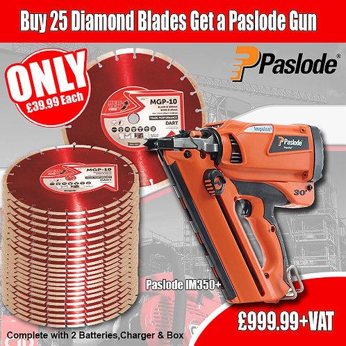 FREE Paslode IM350+ Gun Deal