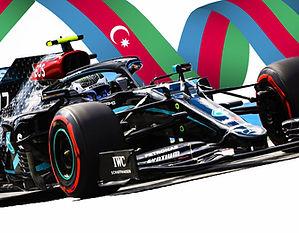AZERBAIJAN F1 GRAND PRIX TICKETS