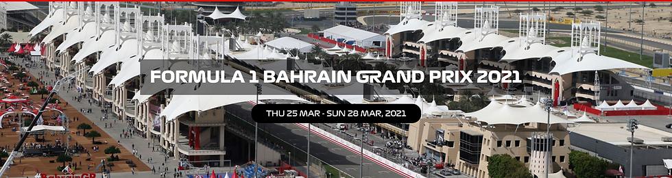 Bahrain Formula 1 Grand Prix Buy Paddock Club passes and F1 tickets