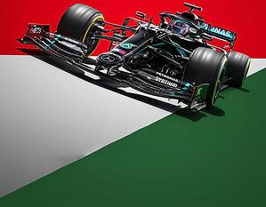 2022 Hungarian F1 Grand Prix Ticket VIP Paddock Club