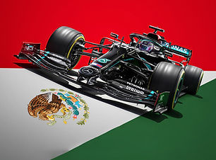 Buy paddock club passes and VIP Tickets at the Mexico F1 GP