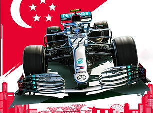 Buy VIP paddock club passes and VIP tickets at the 2021 Singapore F1 GP