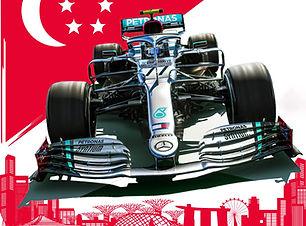 Singapore Formula 1 GP buy Paddock Club tickets