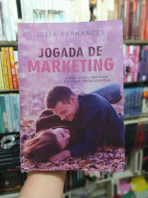 Livro Jogada de Marketing