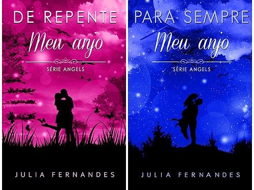 Pré-venda Livros 3 e 4 da série Angels