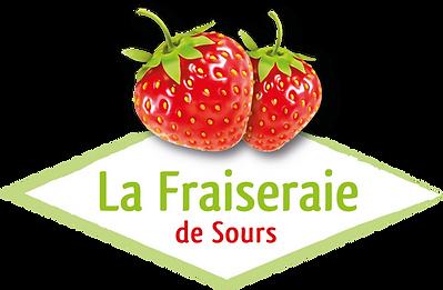 logo fraiseraie de Sours fond blanc.png