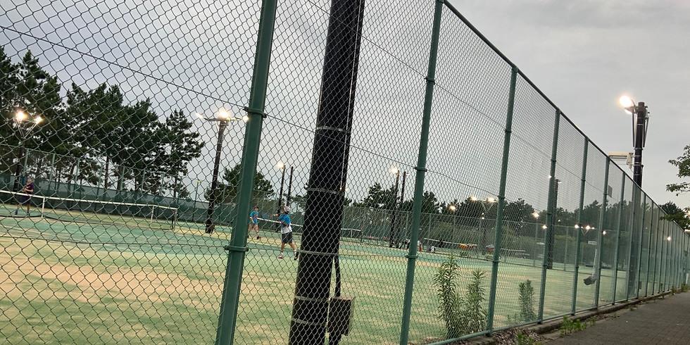 カミワザ47ジュニアダブルス練習会