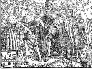 95 Theses in 59 Instalments – 2. Pope Julius II