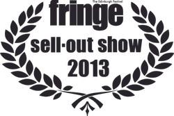 Sold-out Edinburgh 2013