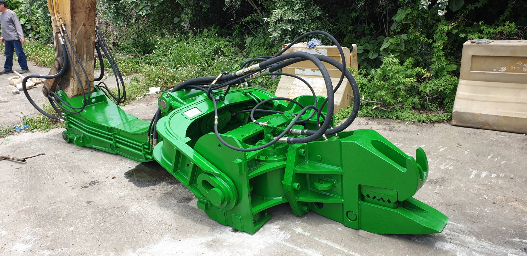 Hydraulic Vibrator Hammer