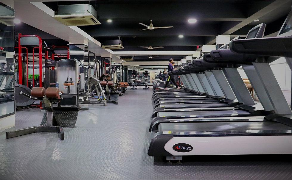 Fitness Plus Gym & Health Club Uttara
