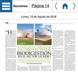 Biodigestores ecodiseñados