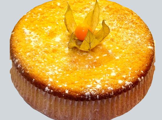 Homemade Gluten Free Orange & Almond Cake