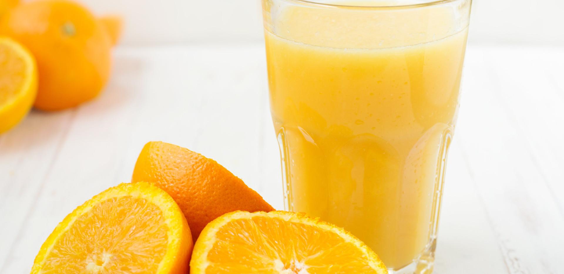 Freshly Squeezed Orange Juice