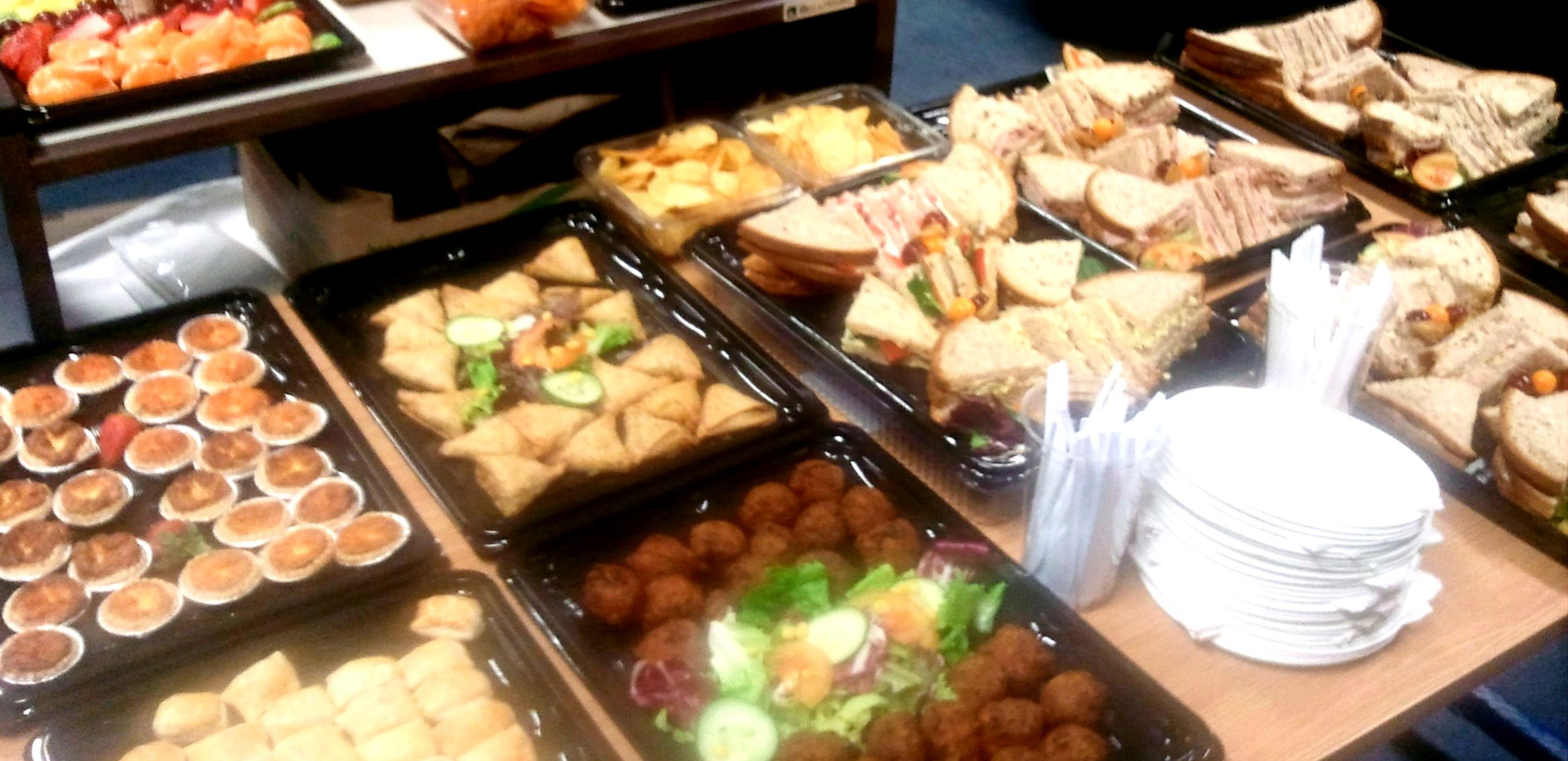 Lunch Platters