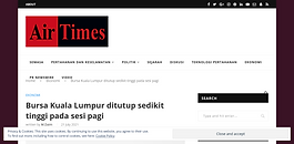 Air Times Online
