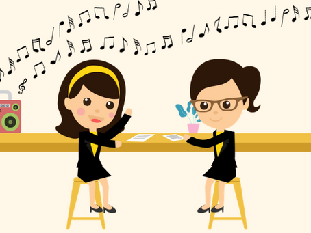 Music –  The Productivity Booster