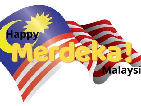 Feet's Celebrate Merdeka!!