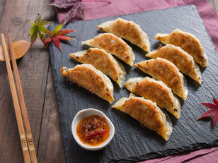 New Product Announcement: Gyoza