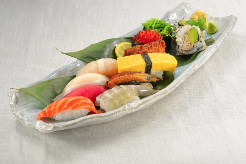 Sushi Moriawase: