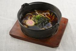 Nabeyaki Wakame Udon