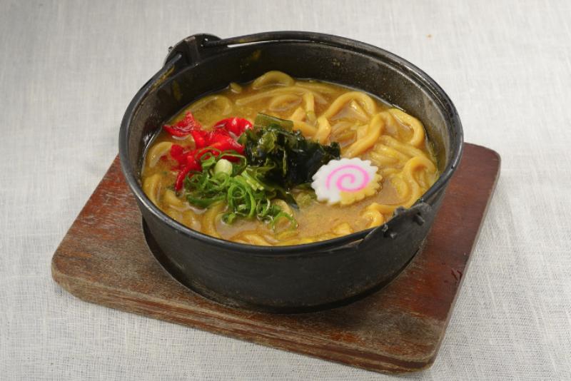 Nabeyaki Curry Udon