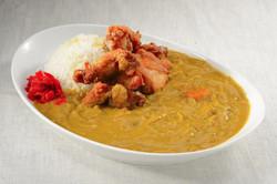 Chicken Karaage Curry