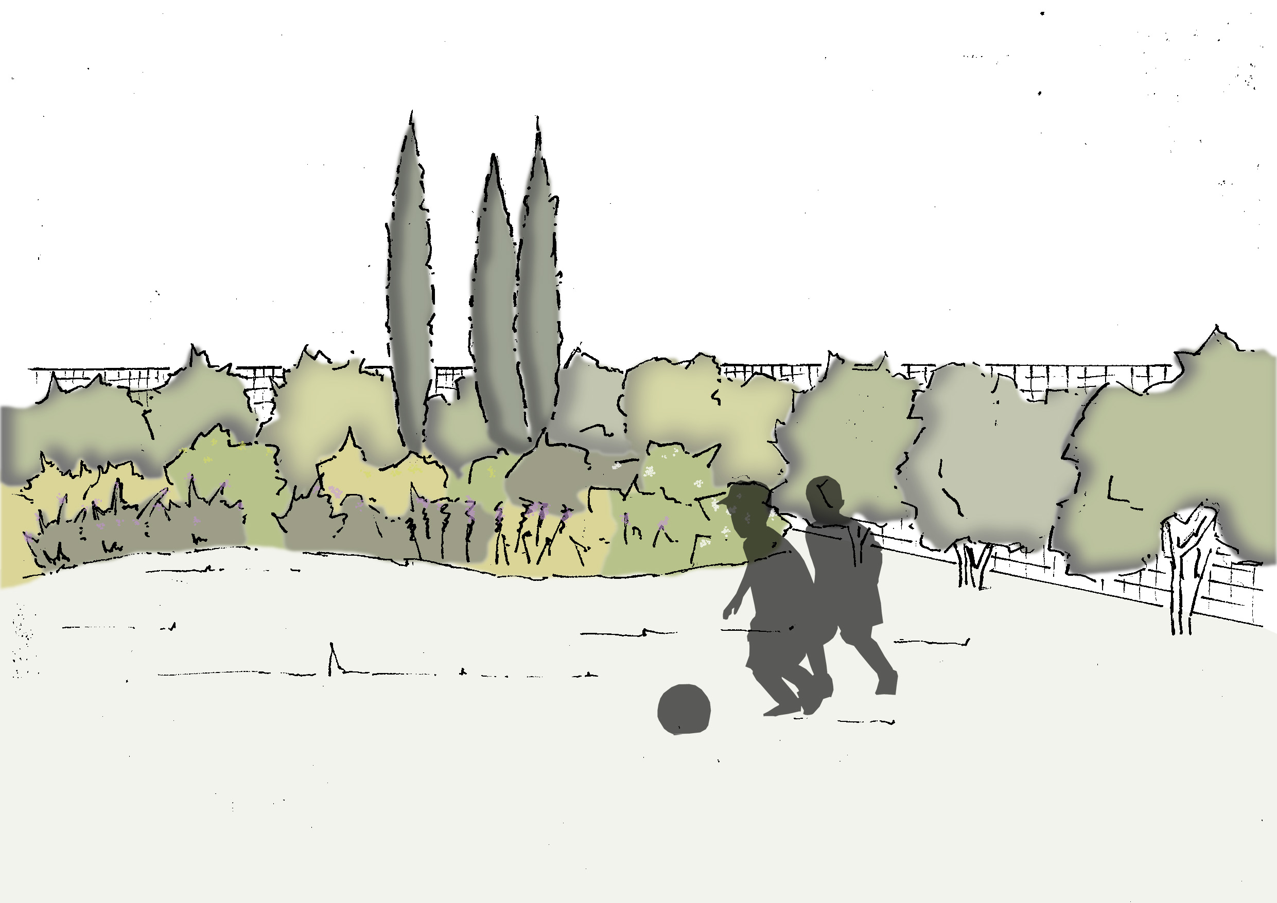 Option 2- Jardin Provençal