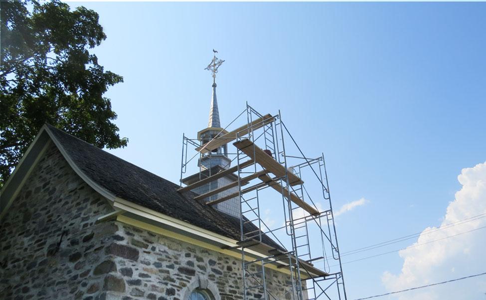 Rénovation bâtiment historique